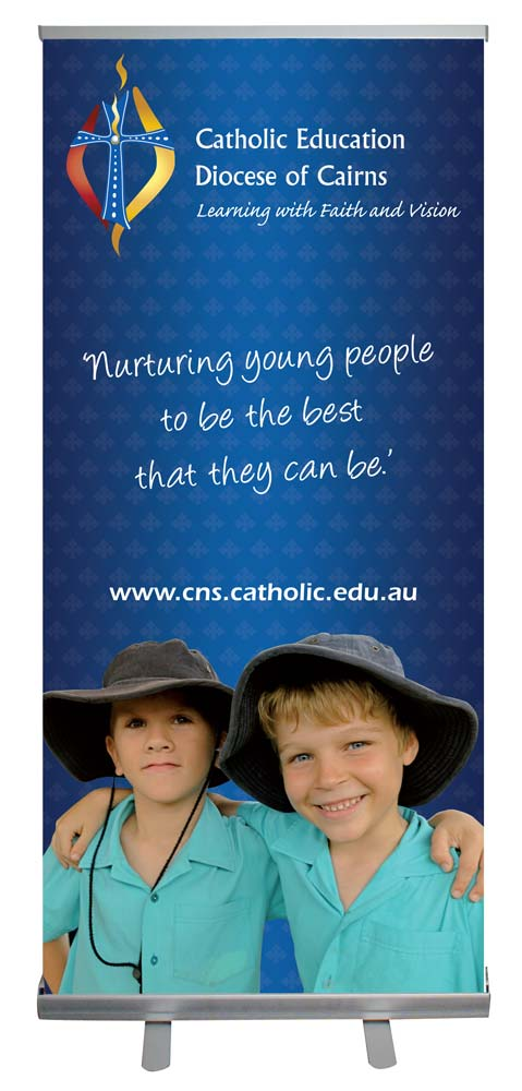 CathEdBannerstand