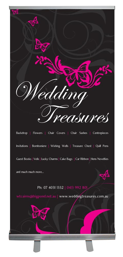 WeddingtreasuresBannerstand